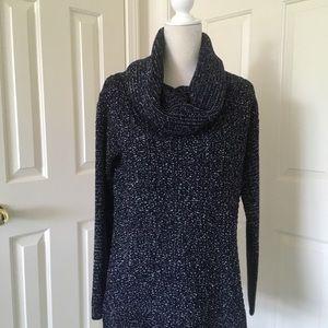 NWT - St. John cowl neck sweater.